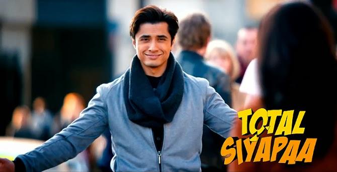 Ali Zafar TOTAL SIYAPAA Movie Pic
