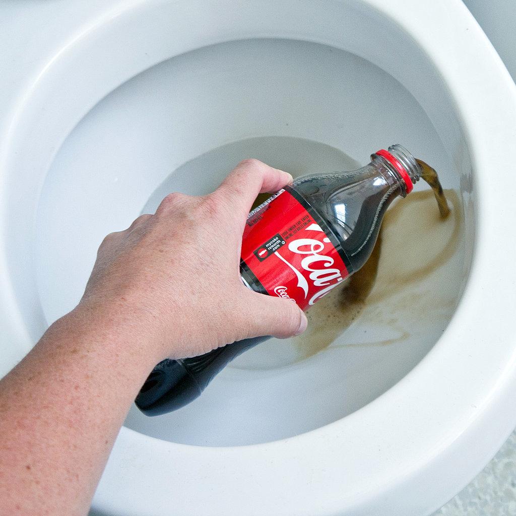 Comment nettoyer les toilettes - Bicarbonate de soude toilette ...