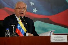 Canciller Ramírez exhorta al pueblo venezolano a mantenerse unido en defensa de la soberanía