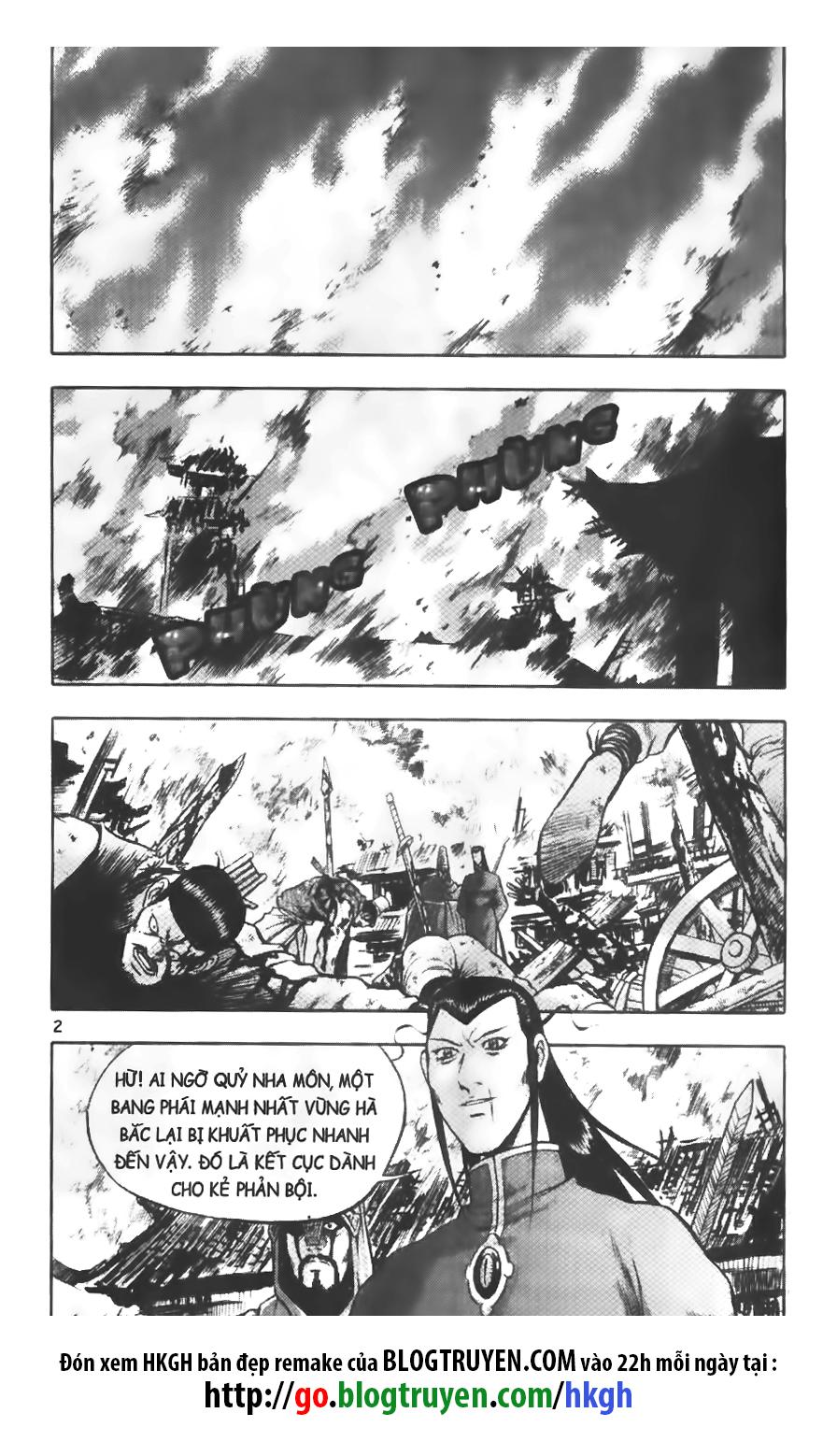 Hiệp Khách Giang Hồ chap 332 Trang 3 - Mangak.info