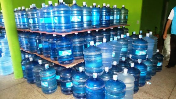 Comercial Nova Era - Água e Gás