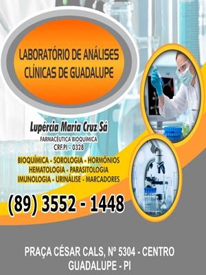 Laboratório de Analises Clinicas de Guadalupe