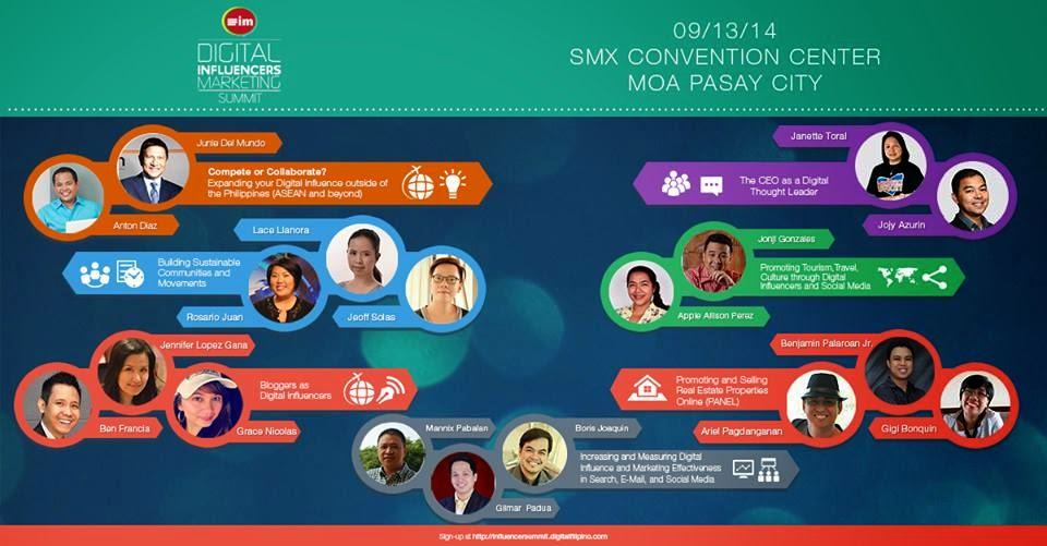 Join the Digital Influencers Marketing Summit