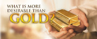 More Valuable than Gold