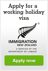how to get a working holiday visa for new zealand