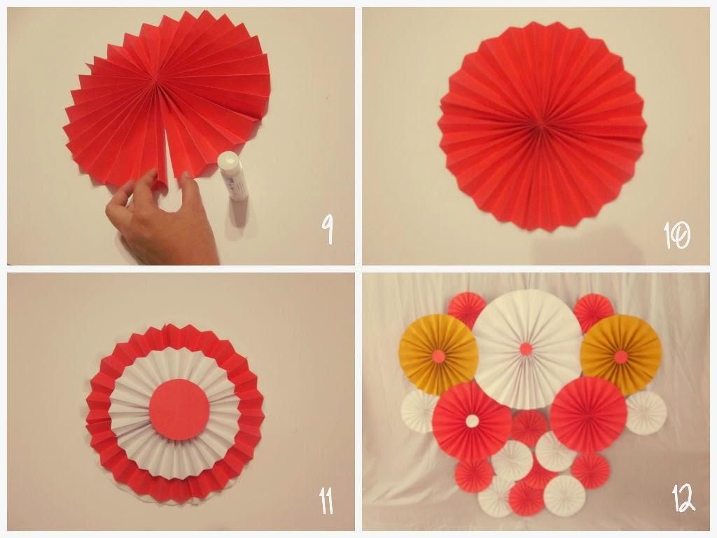The Angel Factory Diy Pinwheel Decoration Kipas Kertas Yang Telah Dibuat Hingga Membentuk Seperti Di Gambar No10 Voilajadi Deh 10 Nah Untuk Variasi Kita Bisa Tumpukan Dari Lebih