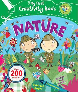 My First Creativity Books: Nature