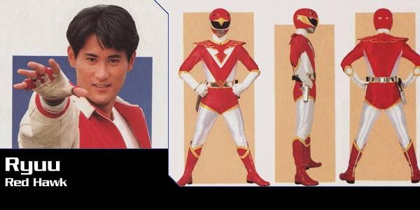 Siêu Nhân Jetman -Choujin Sentai Jetman