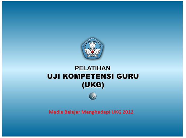 Bocoran Soal dan kunci Latihan UKG 2012, Kisi-kisi UKG Online 2012