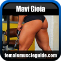 Mavi Gioia Female Bodybuilder Thumbnail Image 3