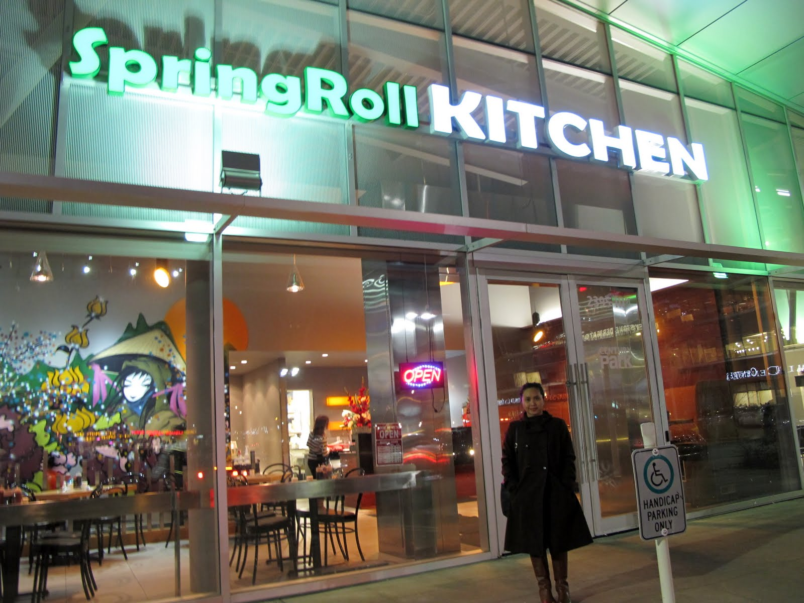 Ringmybelle Diaries Spring Roll Kitchen In Edmonton
