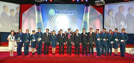 THE PROJECT REVIEW: Rave : Metrobank-Country's Outstanding ...