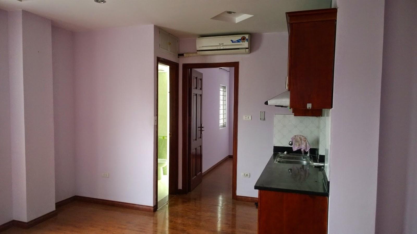 Chung cư mini Trung Văn giá rẻ với những nội thất hiện đại