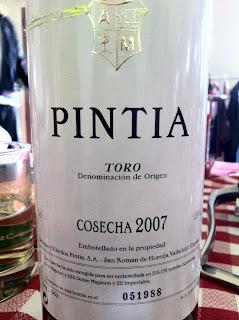 pintia-2007-toro-tinto