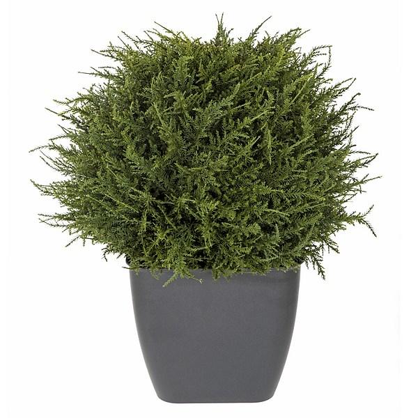 La llimona plantas artificiales bola de cedro artificial - Plantas artificiales para exterior ...
