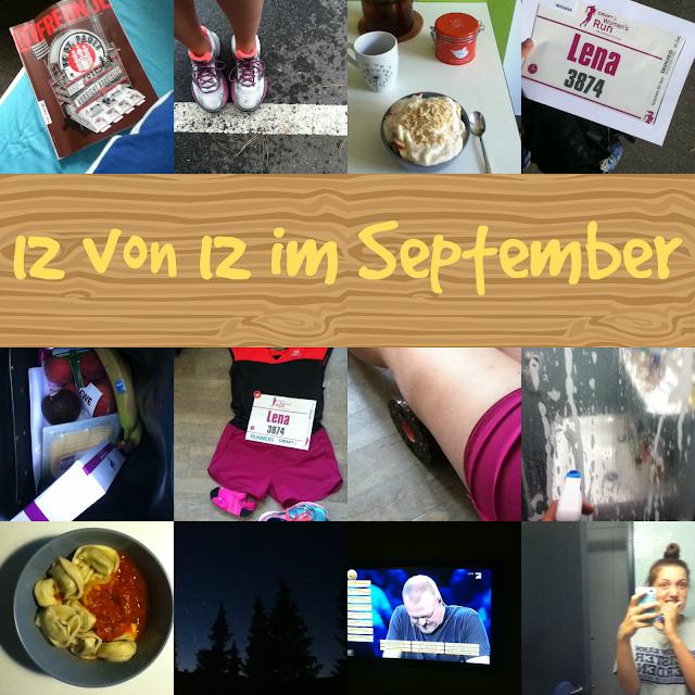 12 von 12 im September 2015