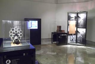 Fotografía de la exposición de Ilusión y movimiento: los orígenes del cine