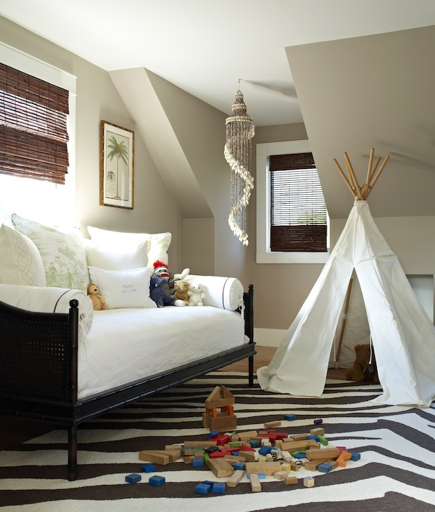A touch of Luxe: 4 cute boy's rooms