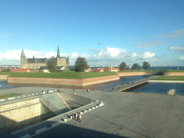 Helsingør's Kronborg Castle and the Maritime Museum of Denmark by Bjarke Ingels Group