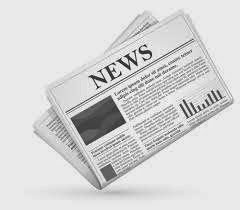 Newspaper Article Format