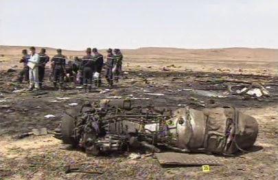 Accidente de un avión ucraniano cerca de Tamanraset: No hubo ningún superviviente