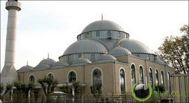 Masjid Sehitlik, Jerman
