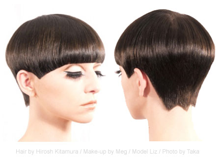Hairstyle On Point : mod hairstyles sassoon hairstyles hairstyles wednesday sassoon 5 point ...