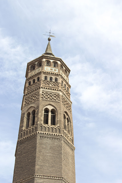 Zaragoza, iglesia de San Pablo