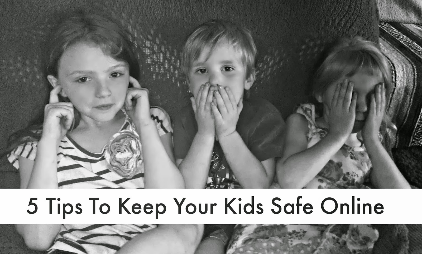 #shareawesome #clevergirls #cg #ad 5 tips to keep your kids safe online