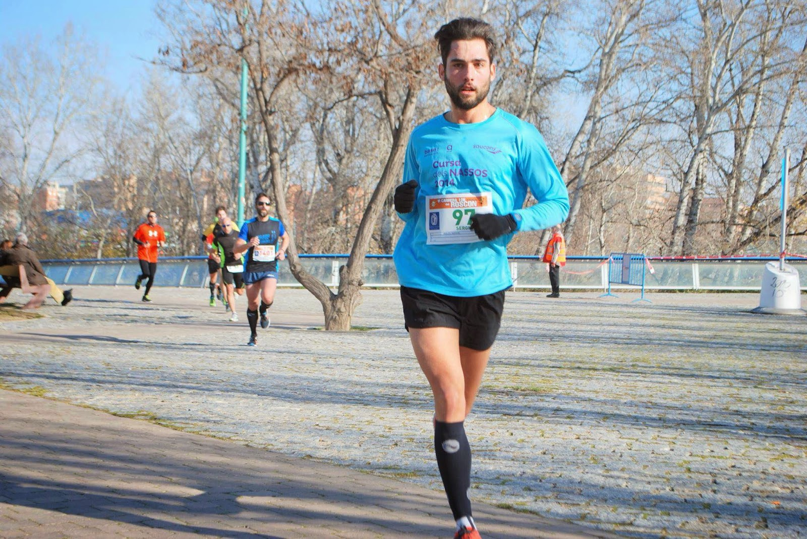 carrera 10k roscon zaragoza videos