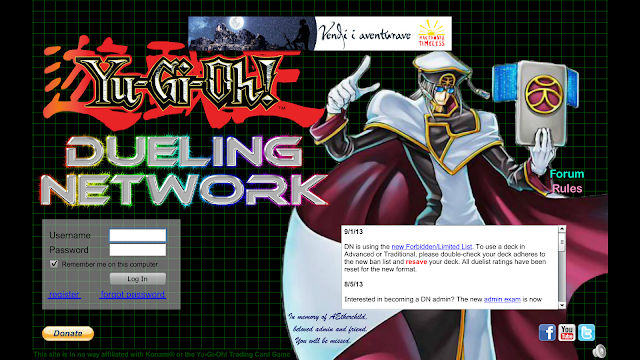 Dueling network asks Ygorganization for help Untitled
