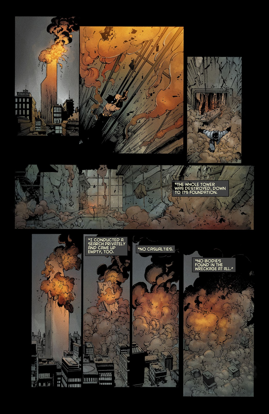 Batman (2011) Issue #11 #26 - English 18