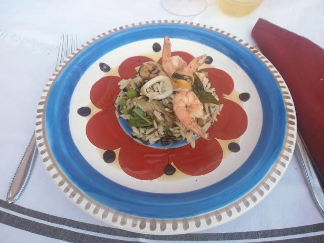 selvaggia insalata di mare