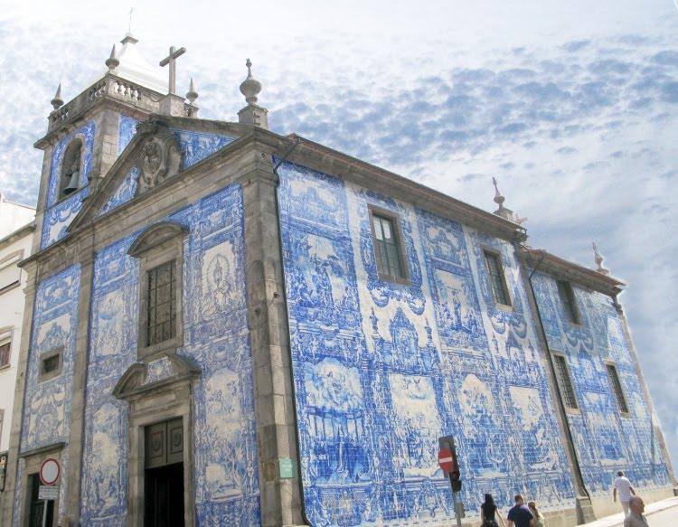 Hist ria e arquitetura portugal cidade do porto for Azulejos historia