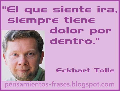 frases de Eckhart Tolle