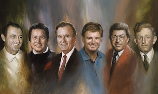 World Golf Hall of Fame Class of 2011