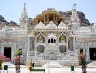Jain temple of jalore fort rajasthan image,picture,photo