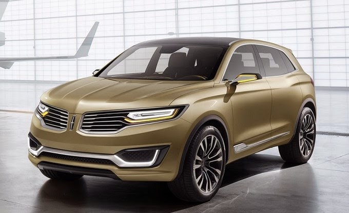 2016 Lincoln MKX Release Date