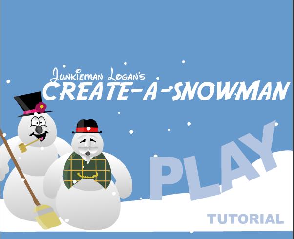 Tech coach build a snowman for How to create a snowman