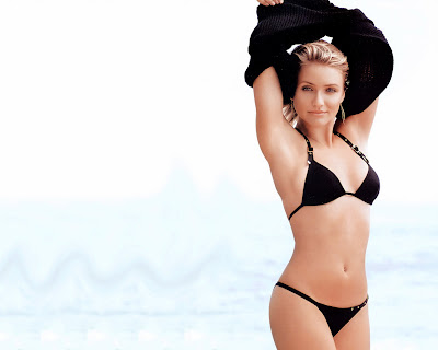 Cameron Diaz Bikini Wallpapers