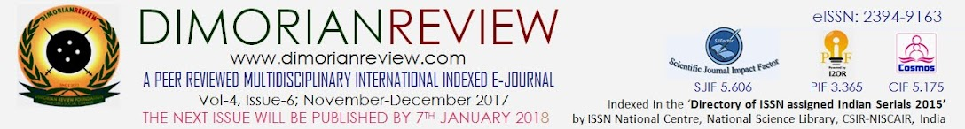 DIMORIAN REVIEW E-JOURNAL