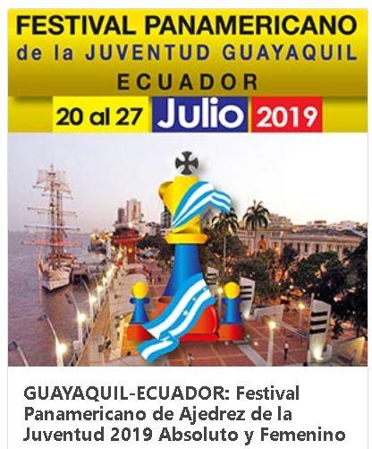 Festival Panamericano de la Juventud 2019