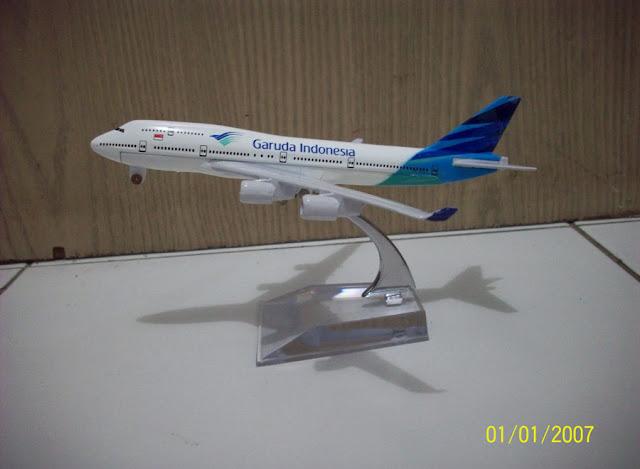 GIA B747 400