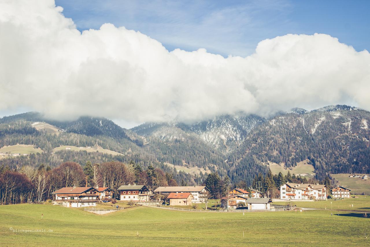 Brandenberg in den Kitzbüheler Alpen