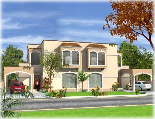 Front Elevations Of 10 Marla Houses Joy Studio Design