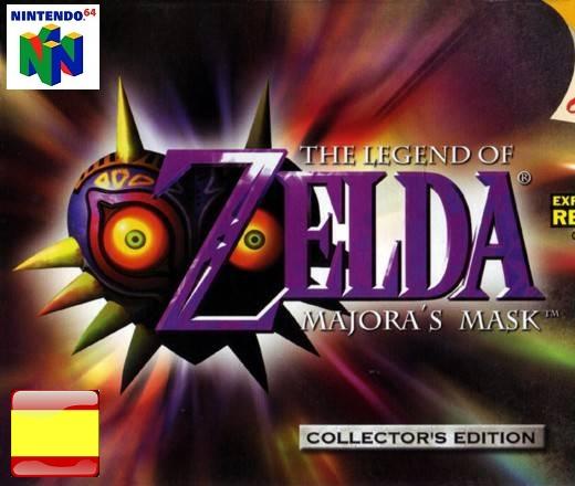 The Legend of Zelda - Majora's Mask roms n64