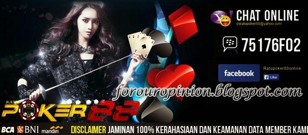 RatuPoker88.com Judi Texas Holdem Poker Online Asli Terpercaya Dan Terbesar Indonesia