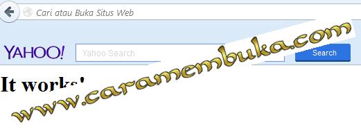 Cara membuka kembali situs yang sudah diblokir