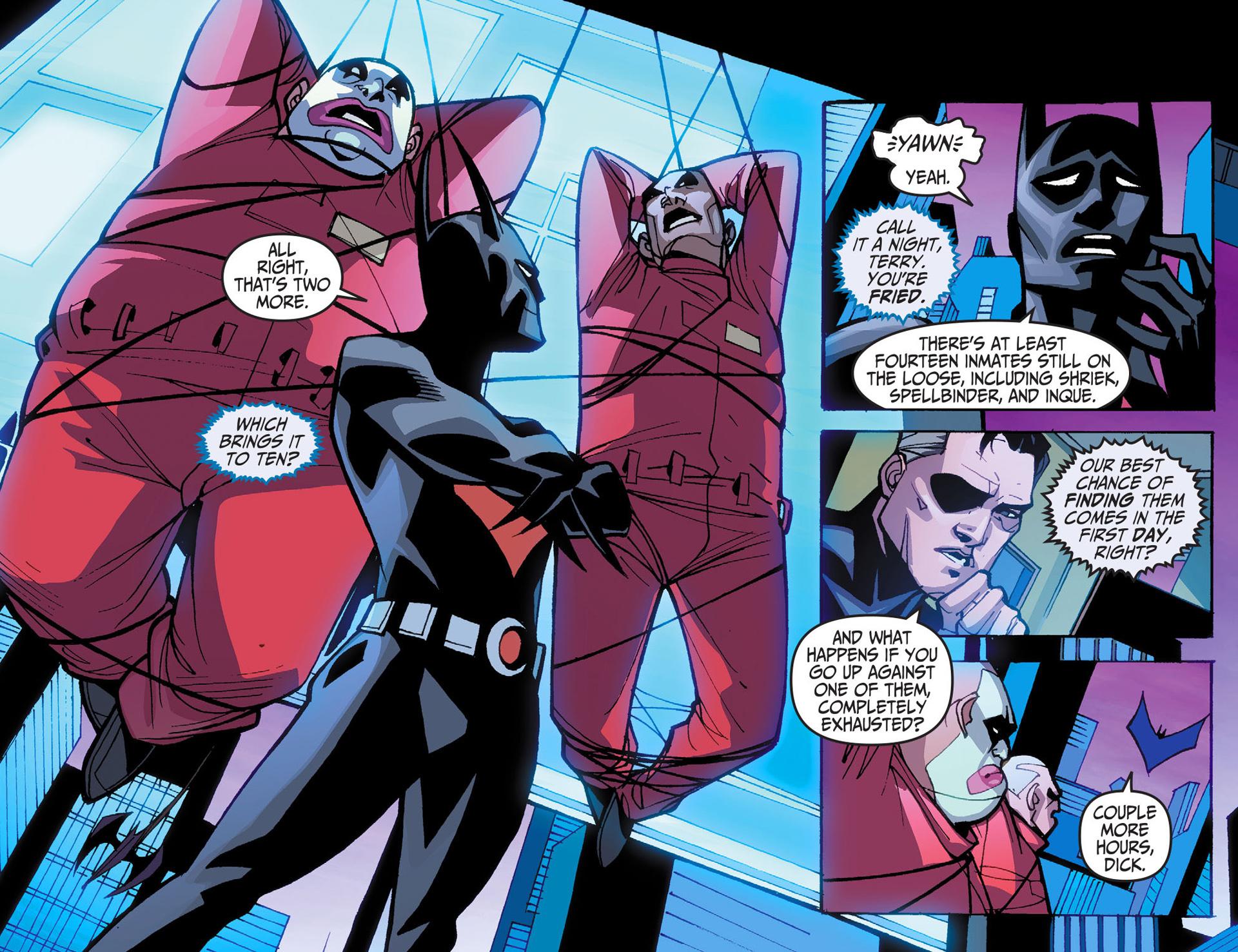 Batman Beyond 2.0 #3 #38 - English 18
