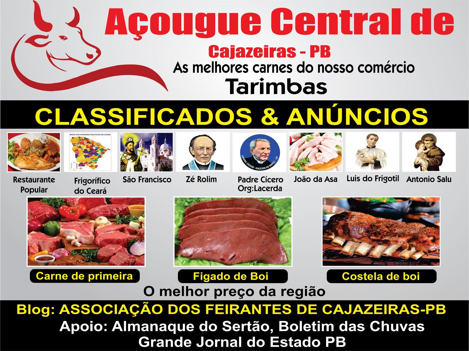 VISITE  O  MERCADO  AÇOUGUE DO CENTRO  CAJAZEIRAS PB